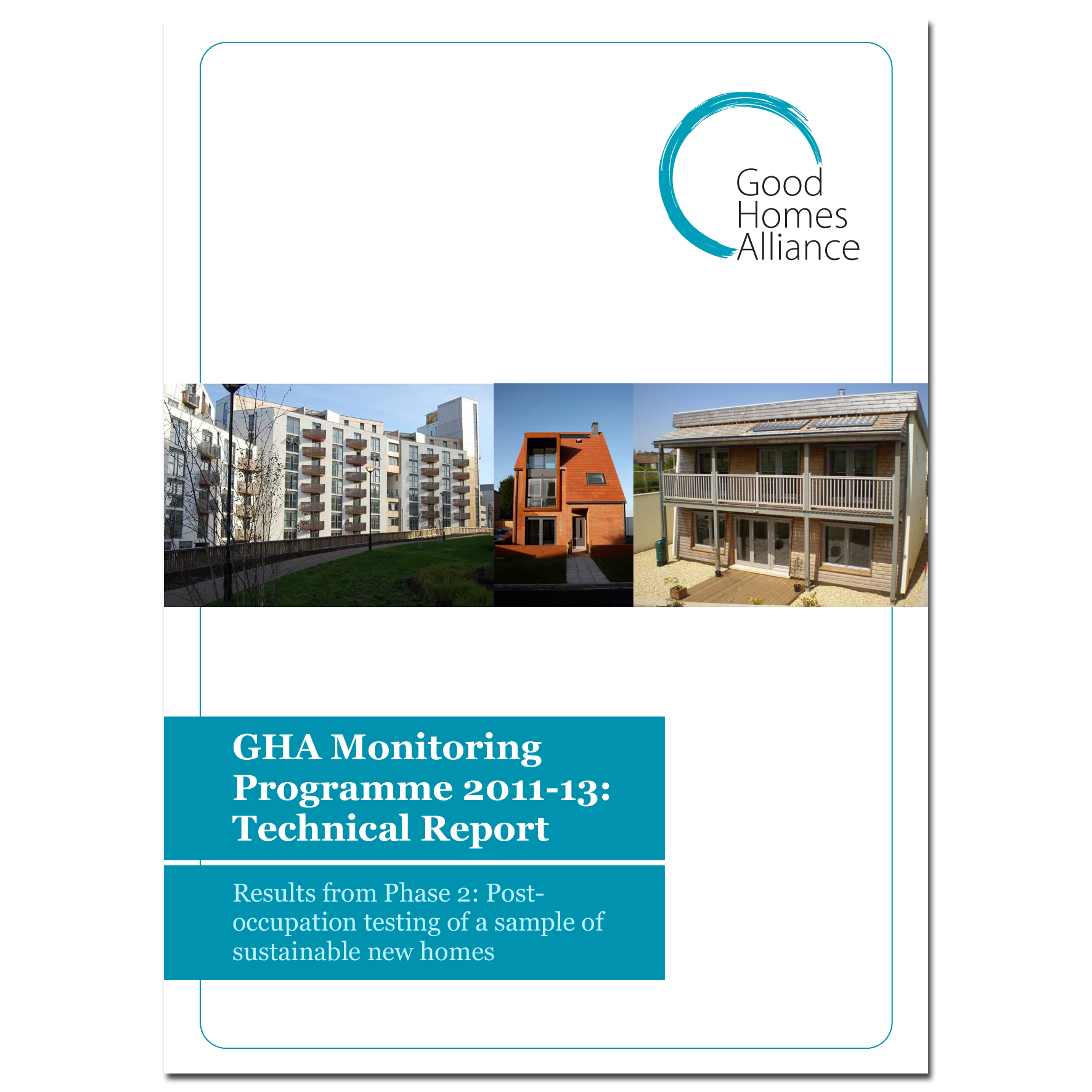 GHA Monitoring Programme - Phase 2 Summary and Recommendations