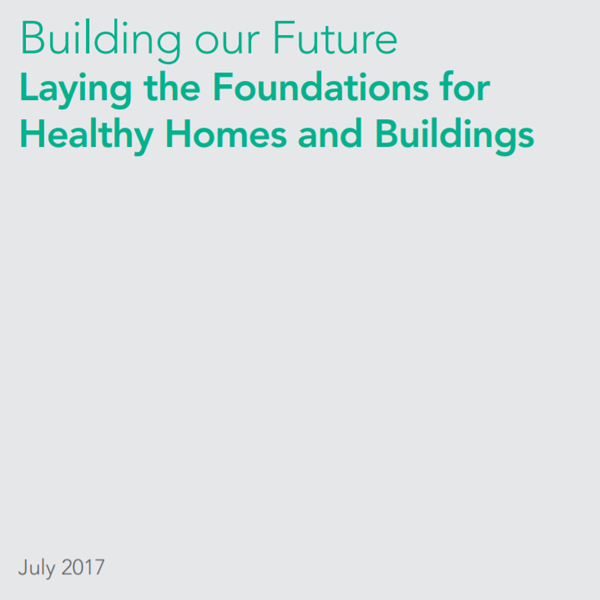 APPG for Healthy Homes - Draft Green Paper