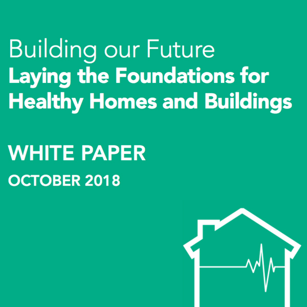 APPG for Healthy Homes and Buildings White Paper