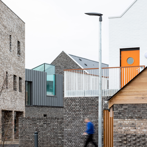 Five pioneering low carbon housing projects secured for Building for 2050 research