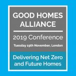 GHA 2019 Conference: Delivering Net Zero and Future Homes