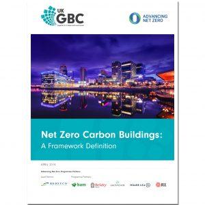 GHA supports UKGBC net zero carbon framework