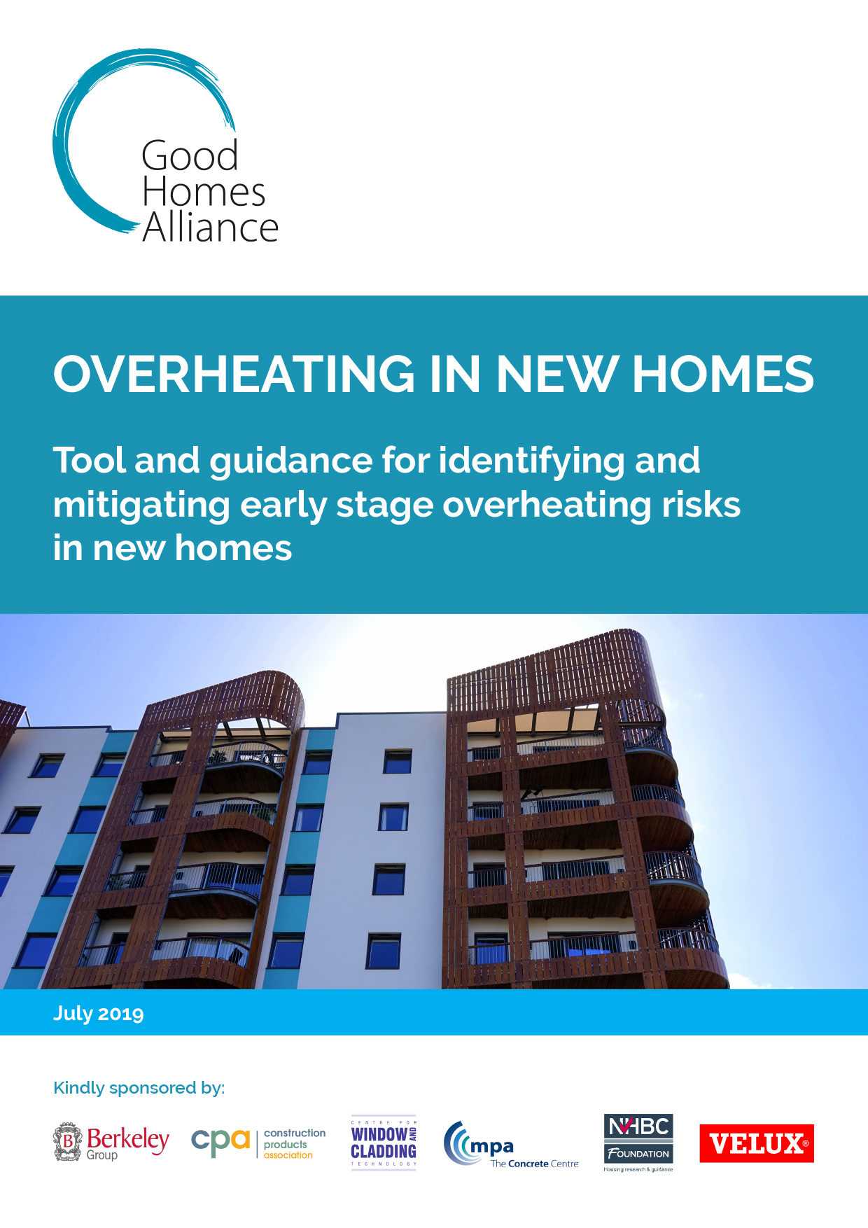 GHA Overheating in New Homes – Tool and Guidance-thumb