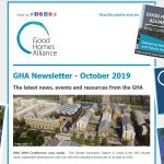 Hot off the press - Our October 2019 newsletter is out now!