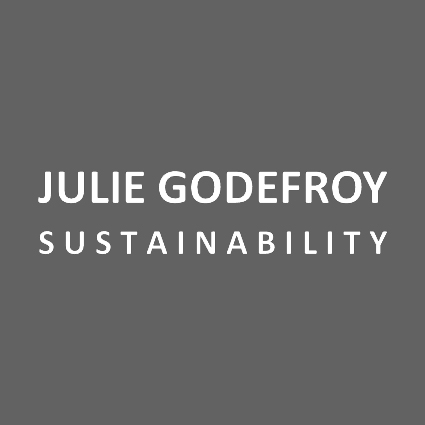 Julie Godefroy Sustainability