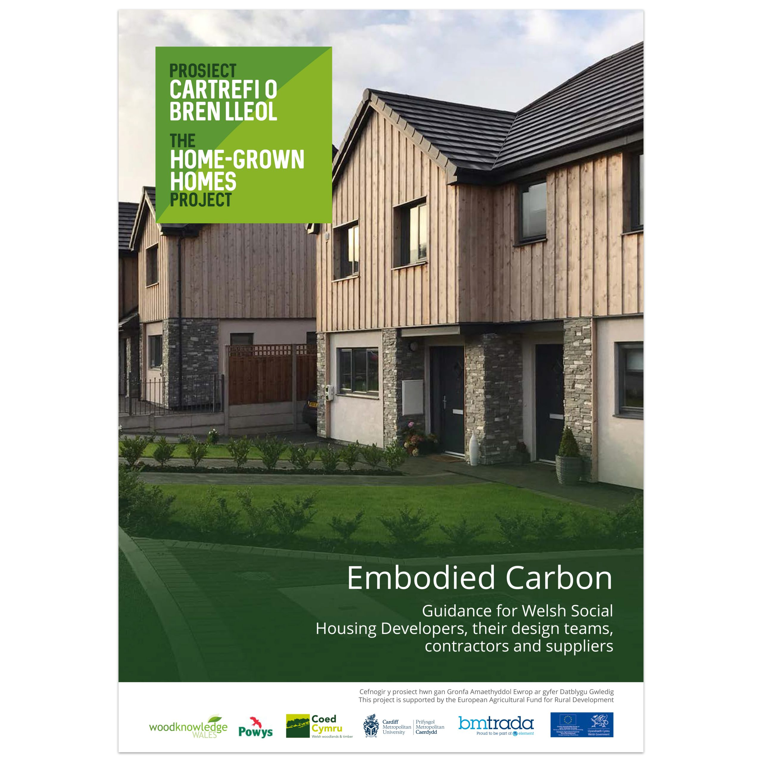 New embodied carbon guidance for social housing developers