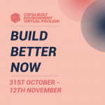 Build Better Now - Sustainable city regions: How can we enable zero carbon living at scale?